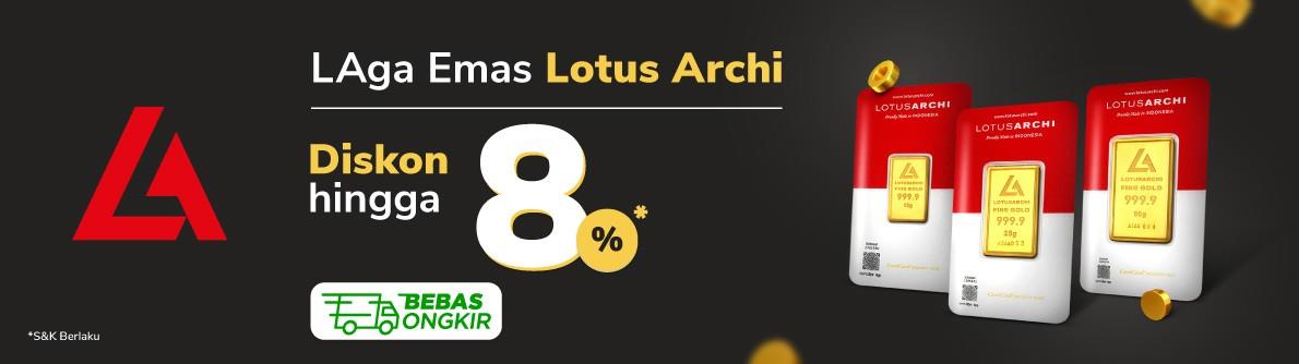 Lotus archi