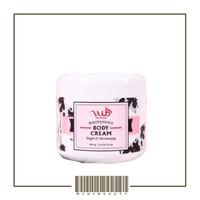 Wub body cream lotion mencerahkan kulit 200g