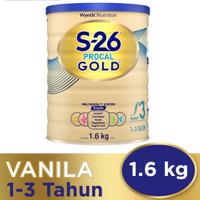 Procal Gold S26 tahap 3 uk 1600 gram