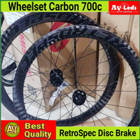 Wheelset Road Bike Carbon 700c Retrospec Wheelset Roadbike Carbon