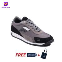 Footstep Footwear Fusion V2 KK23 X Kim Kurniawan - Black Grey