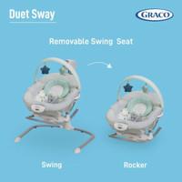 Graco Duet Sway Swing With Portable Rocker / Rocker Bayi Graco