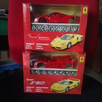 Product Promo 2 Diecast Maisto Kit 1/24 Ferrari F50 & ENZO