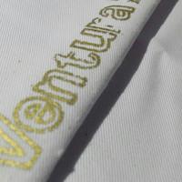bahan kain drill ventura kemeja sragam - Putih