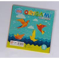 Kertas Origami Sidu 16x16 Motif
