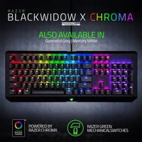 Razer Blackwidow X Chroma Mechanical Keyboard