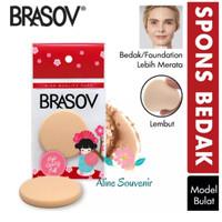 BRASOV Spons Bedak / Foundation / Make Up Puff