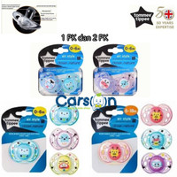 Empeng Pacifier Tommee Tippee Air Soother 0-6m 6-18m|Air Style