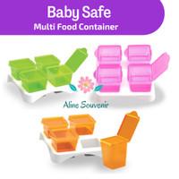 Baby Safe Multi Food Container EN14372