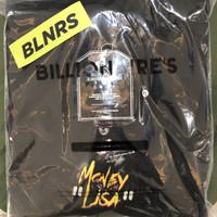 BILLIONAIRES PROJECT OUTER - MONEYLISA CYBERFUNK HOODIE - L,XL