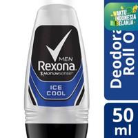 Rexona men deodorant deo pria roll on ice cool 45ml