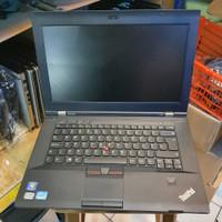 LAPTOP LENOVO THINKPAD L430-CORE i3 GEN 2-RAM 4GB-HDD 320GB-14in-MURAH