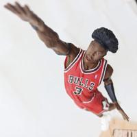 McFarlane NBA BEN WALLACE Seri 12 Figure 2007 BULLS