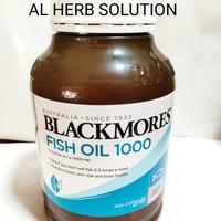 BLACKMORES FISH OIL 1000 400CAPS AUSTRALIA