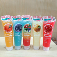 Hanasui Body Spa Peeling Gel / Body Spa Perontok Daki 300ml