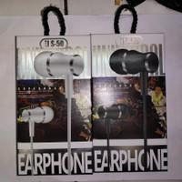 Handsfree JBl Universal S-50 Earphone Handset Universal JBl S-50