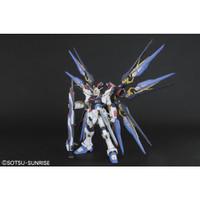 [Am] MG 1/100 Strike Freedom Gundam BANDAI Hobi & Koleksi / Model Kit