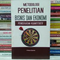 metodologi penelitian bisnis dan ekonomi pendekatan kualitatif