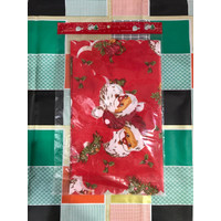 Taplak Meja Tema Natal/ Table Runner/ 40cm x 170cm