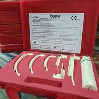 Laryngoscope plastik /Simulasi/ Training