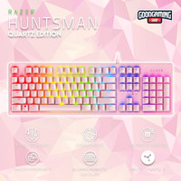 Razer Huntsman Quartz Edition - Opto Mechanical Keyboard
