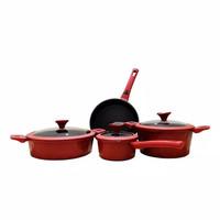 Debellin Scarlet Rouge Package Free Baking Ware Set 3 Original