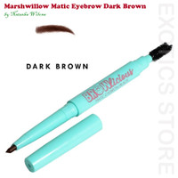 Marshwillow Browlicious Eyebrow Matic Pensil Alis by Natasha Wilona