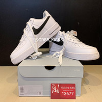 Nike Air Force 1 Low GS White Black BNIB PERFECT PAIRS