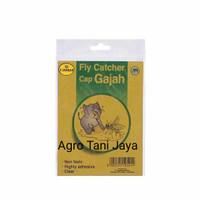 Lem Lalat / Fly Catcher Cap Gajah Ampuh 100%