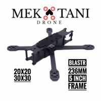 BLASTR 5 inch Carbon Frame Kit 236mm FPV Freestyle Racing Drone