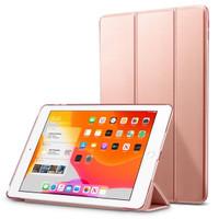 Case Ipad 8 10.2 2020 Case ESR Premium Folio Leather Cover Smart Case