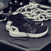 """SEPATU PRIA UNDER ARMOUR HOVR x THE ROCK PROJECT """""""