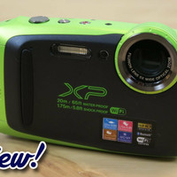 Camera FujiFilm FineFix XP120( UnderWater 20M/65ft)