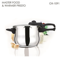 OXONE Master Pressure Cooker 9 Liter OX-1091