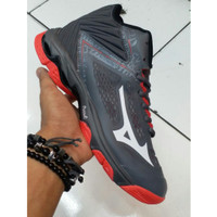 SEPATU VOLLY MIZUNO WAVE LIGHTNING Z5 MID WLZ IMPORT VIETNAM REAL PIC