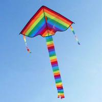 Warna warni - Mainan Layangan Anak rainbow / Mainan layang layang