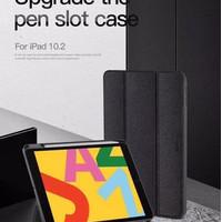 """Case Ipad 8 10.2"""" 2020 Case Cover Dengan Pen Holder Totu Original"""