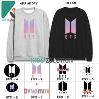 Jaket BTS Anak Perempuan / Sweater BTS Anak Perempuan - Banyak Motif