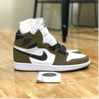 "Nike Air Jordan 1 Retro High OG Dark Mocha"" (1)"