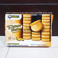 Biskuit Julies Rasa Kacang / Julie's Biscuit Peanut Butter Sandwich