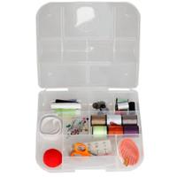set alat benang jahit sewing kit box