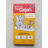 lem tikus cap gajah - perangkap tanpa bau - rat trap glue