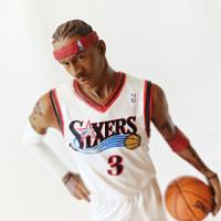 McFarlane NBA ALLEN IVERSON Seri 8 Figure 2005 SIXERS