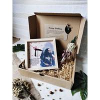 Paket Kado Ulang Tahun Wanita / Anniversary /Wisuda Pernikahan hampers