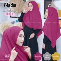 Hijab Nadia Pastan By MNV Jilbab Kerudung