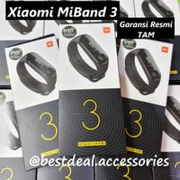 Mi MiBand 3 OLED Original Garansi Resmi TAM - Xiaomi Mi Band 3