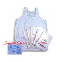 Kaos Dalam SINGLET Pria Swan
