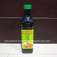 Saus Kecap Pekat Hung Foong 555 Malaysia 750 ml / SOS Pekat