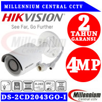 NEW HIKVISION IP CAMERA 4MP DS-2CD2043G0-I