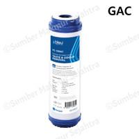 """Penguin Bleu Cartridge GAC / Granular Active Carbon 10"""" FC 10GAC"""